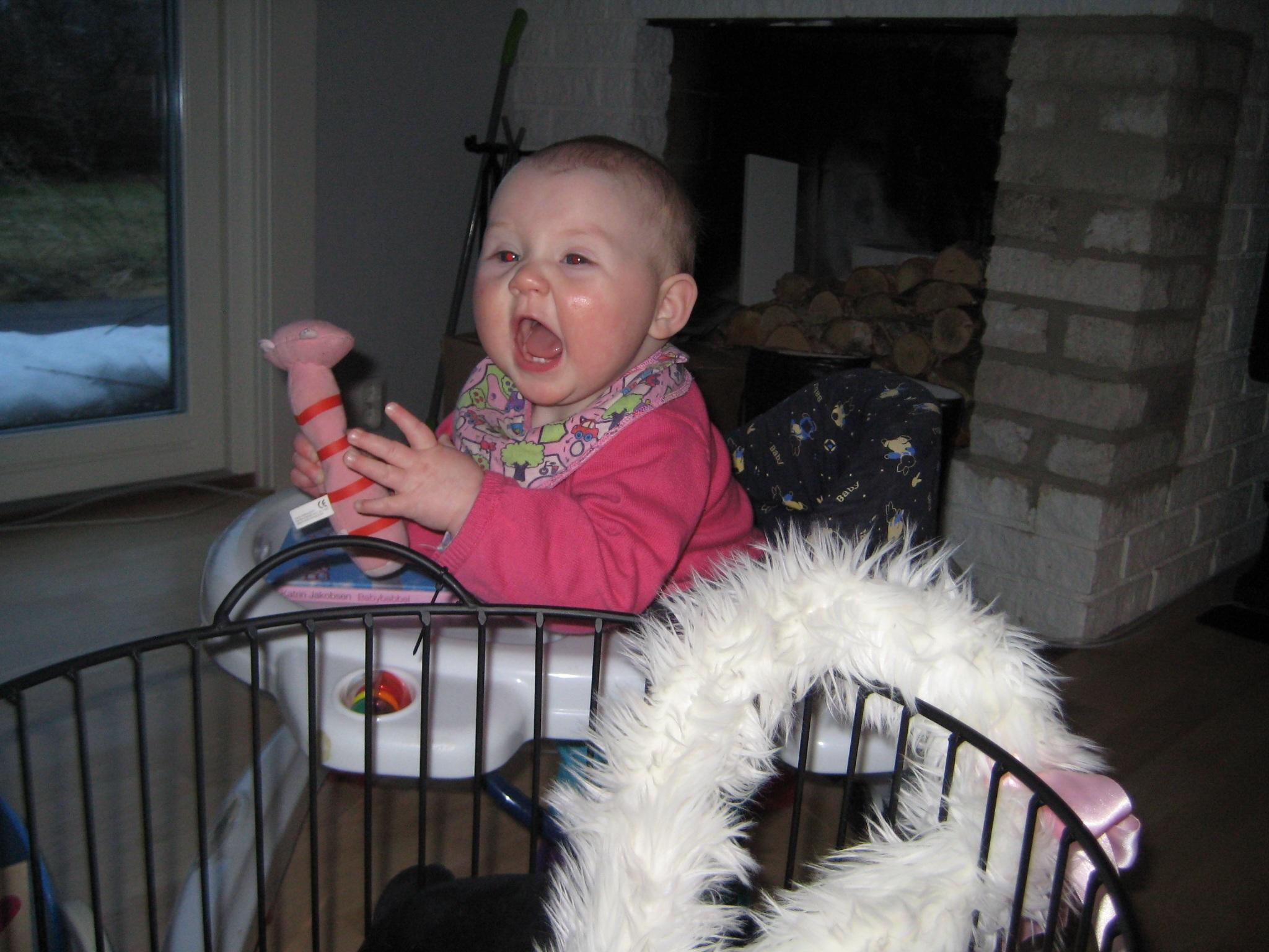 Busig bebis!