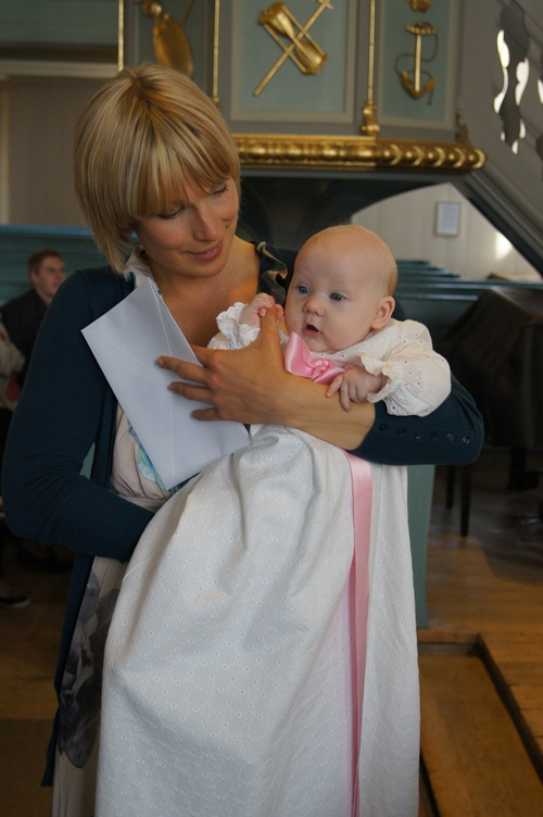 Tilia och hennes fadder Vackerbästis
